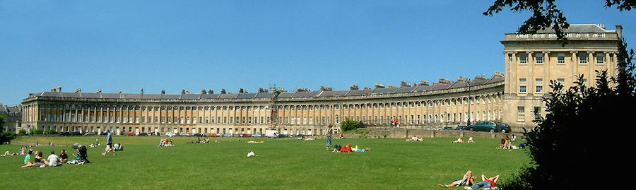 Bath Royal Crescent